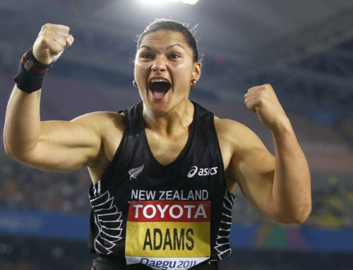 Lessons from Valerie Adams, a World Class Athlete