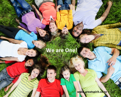 We are one 16885395XSmall