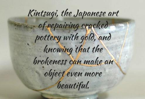 Kintsugi – the Art of Transformation