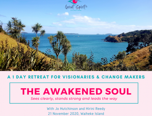 A Time of Transition – The Awakened Soul